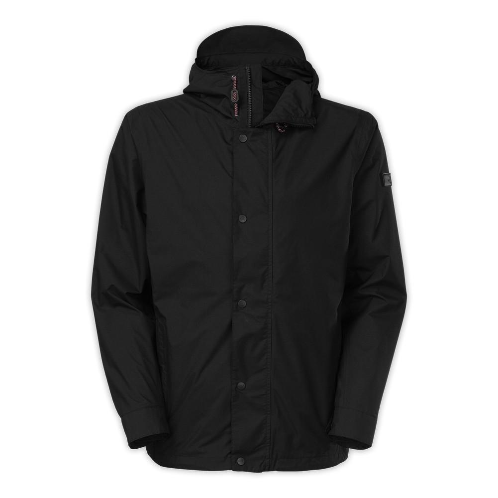 95393eeb0d The North Face Afton Rain Jacket Men s TNF Black