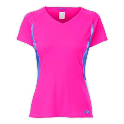 The North Face Women's Reflex V-Neck Short-Sleeve Tee