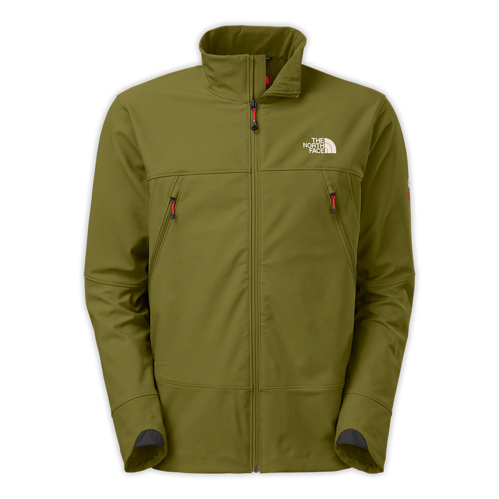 Men's North Face Summit Series soft shell jacket