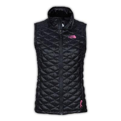 The North Face Pink Ribbon Thermoball Vest Women's