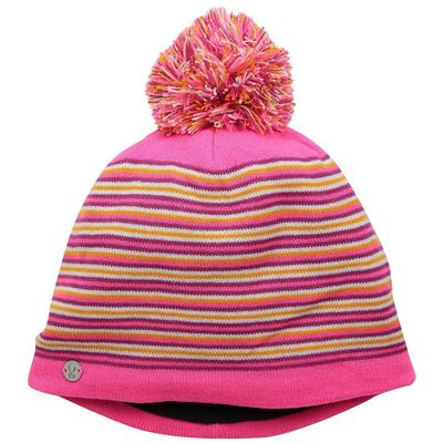 Spyder Stripe Beanie Girls'