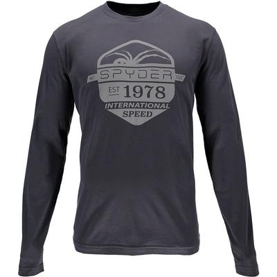 Spyder Speed Graphic Long-Sleeve T-Shirt Men's