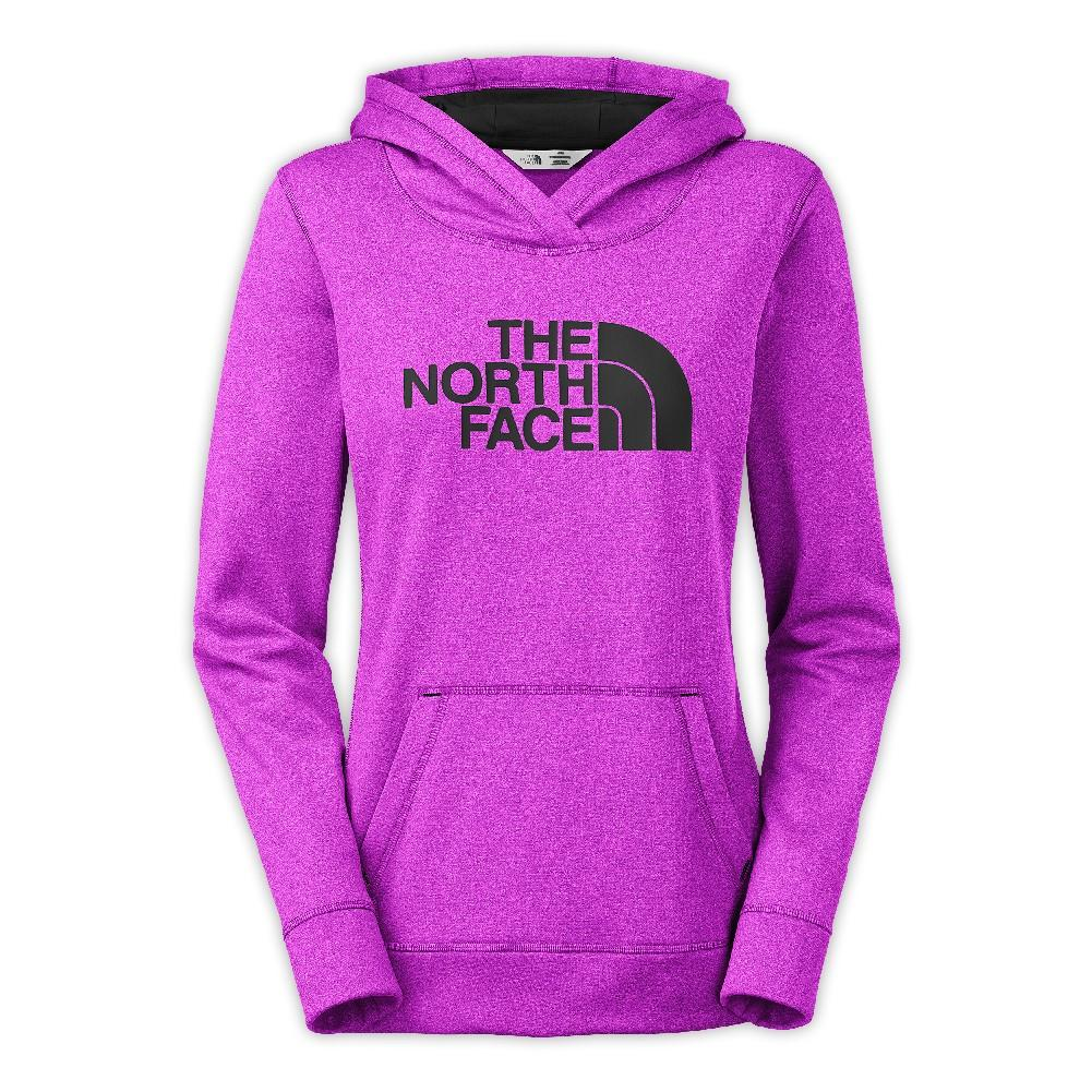 Womens The North Face Fave Hoodie L XL Pink Gray Green Purple Red