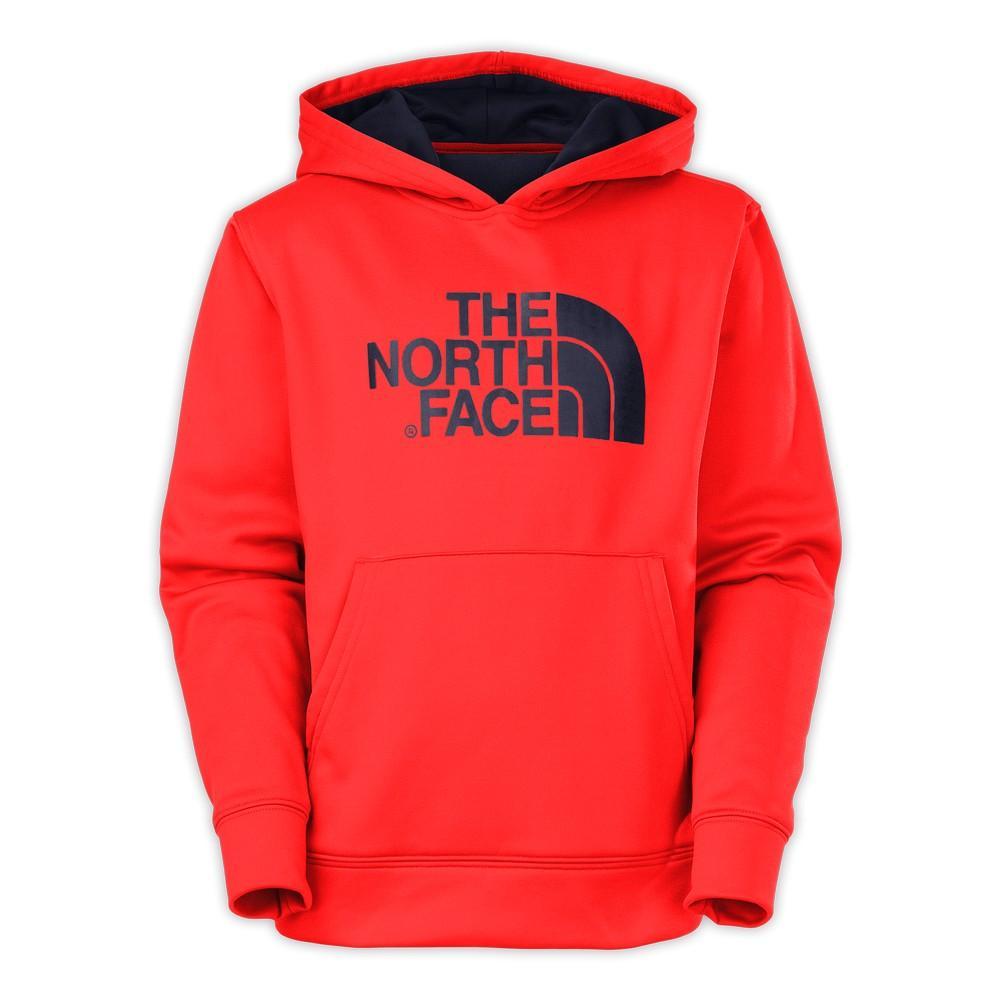 f7e880e75 The North Face Boys' Logo Surgent Pullover Hoodie