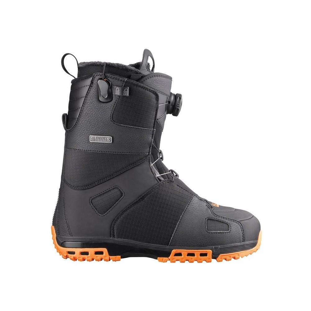 Salomon Savage Boa Str8jkt Snowboard Boot Men S