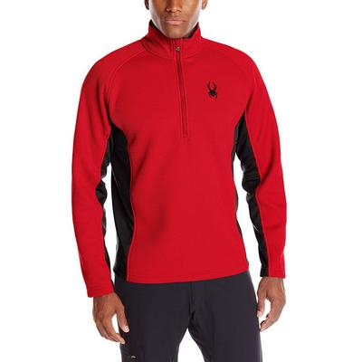 Spyder Men's 1/2-Zip Mid Weight Sweater