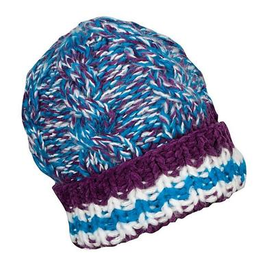 Spyder Women's Rad Wooly Hand Knitted Hat