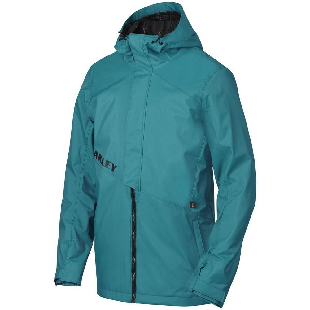 1a0a85bb77 Oakley Jigsaw Biozone Shell Jacket Men s Aurora Blue