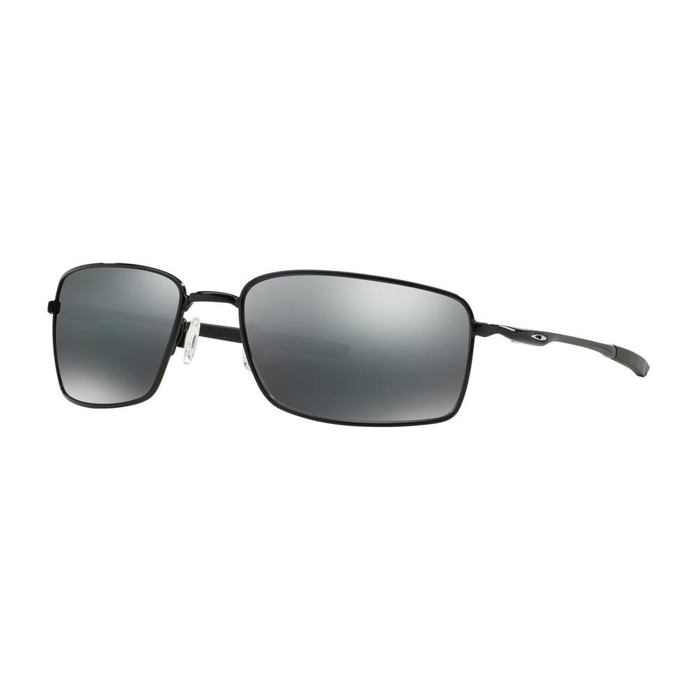 ceb3b798ed Oakley C-wire Polarized Oo4046-01 Polished Black Sunglasses ...