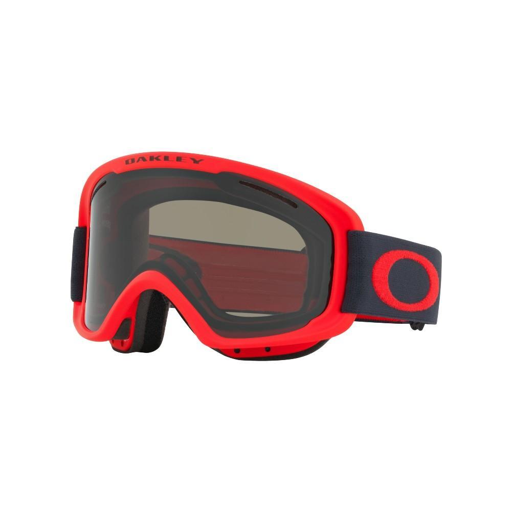 b2c2a232a061 Oakley O Frame 2.0 XM Goggles CORAL IRON DARK GREY