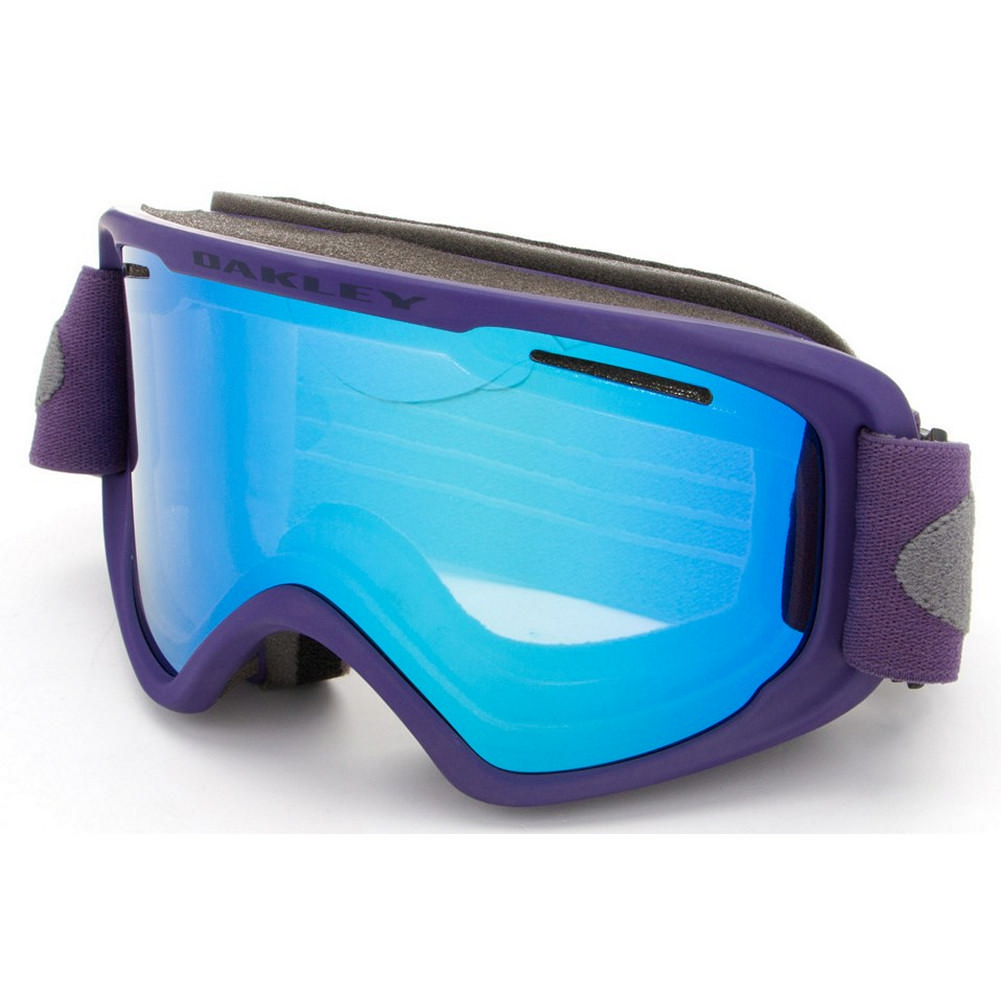 3154097be008d Oakley O Frame 2.0 XM Goggles Purple Shade Violet Iridium