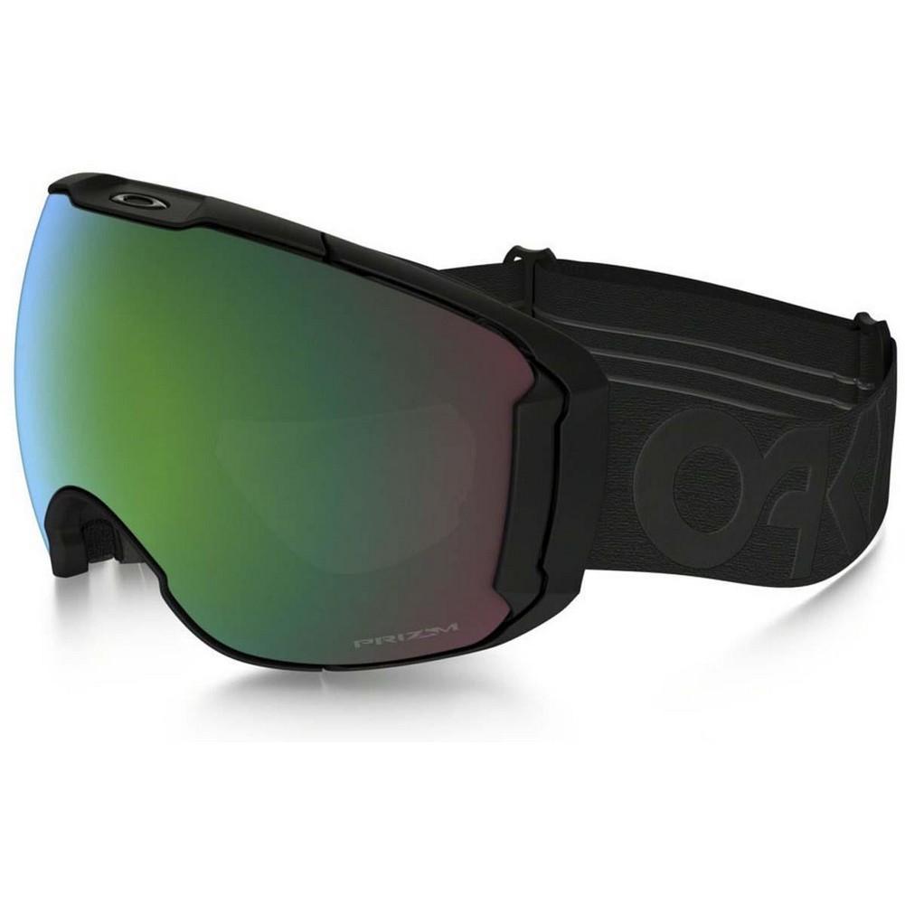 f3be6c2c44bb Oakley Airbrake XL Goggles Factory Pilot Blackout Prizm Jade Prizm Rose