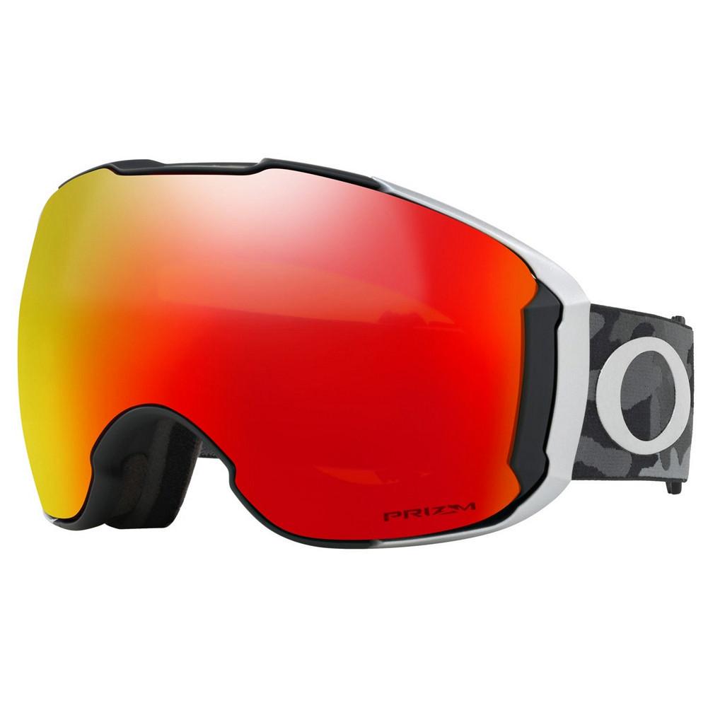 c619f103b55 Oakley Airbrake XL Goggles NIGHT CAMO PRIZM SNOW TORCH IRIDIUM + PRIZM ROSE