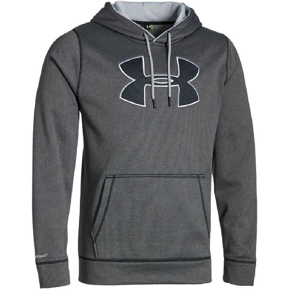under armour storm big logo hoodie