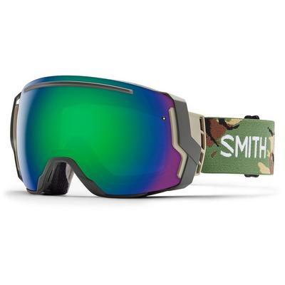 Smith I/O7 Goggles - Disruption Green Sol-X
