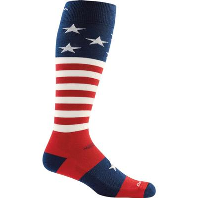 Darn Tough Vermont Captain America Over The Calf Ultralight Sock Men's