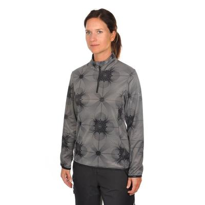 Volkl Silver Zip Shirt Women's