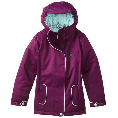DC Data Jacket Girls'