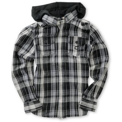 DC Bidwell Hooded Flannel Men's