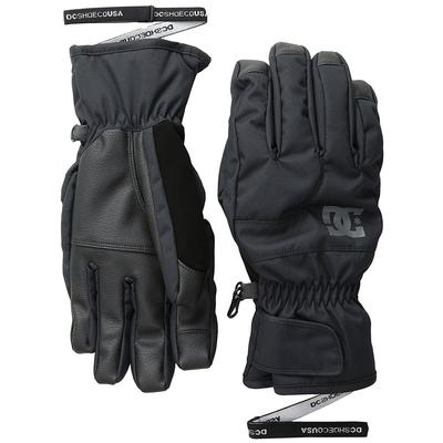 DC Seger Glove Men's Black