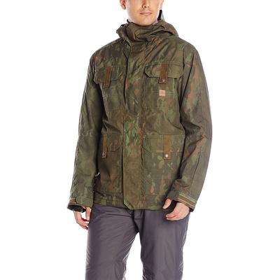 DC Servo Snowboard Jacket Men's