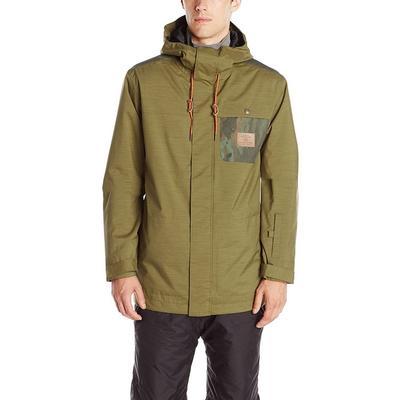 DC Delinquent Snowboard Jacket Men's