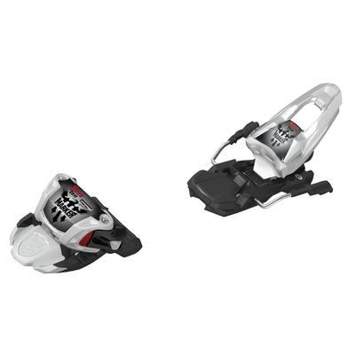 Marker Free Ten Ski Bindings White/Black/Red
