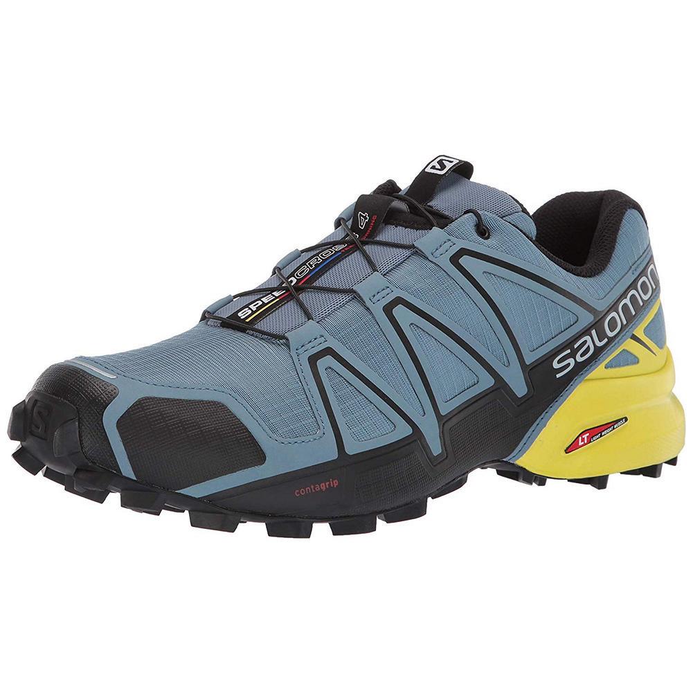 Trail shoes Salomon SPEEDCROSS 4 GTX NOCTURNE 2 BkBk