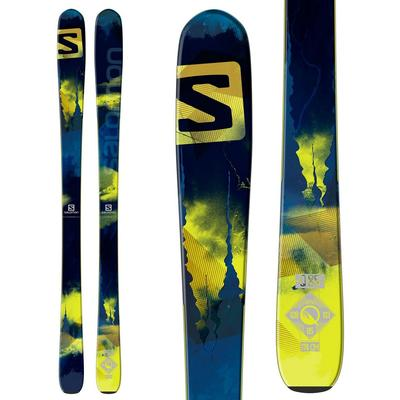 Salomon Q-85 Skis Men's