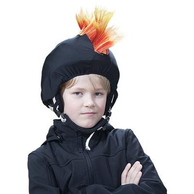 Screamer Mohawk Helmet Cover
