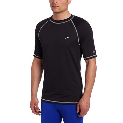 Speedo Easy Short Sleeve Swim Tee Men's