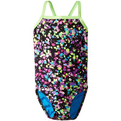Speedo Printed Propel Back Swimsuit Women's