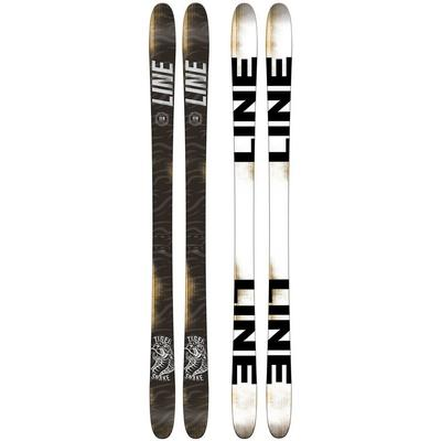 LINE M TIGERSNAKE SKIS