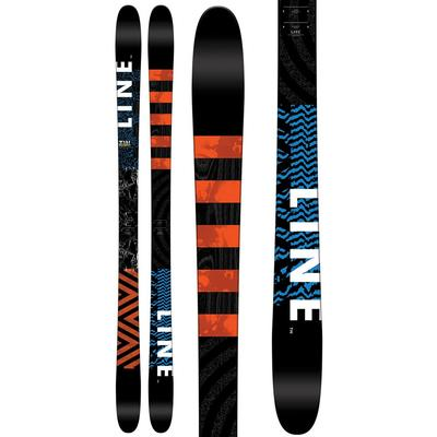 Line Tom Wallisch Pro Flat Skis Men's