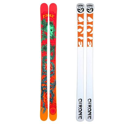 Line Chronic Flat Skis Men's