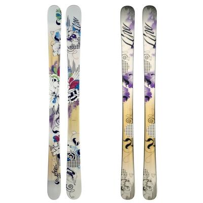 Line Girls' Snow Angel Skis