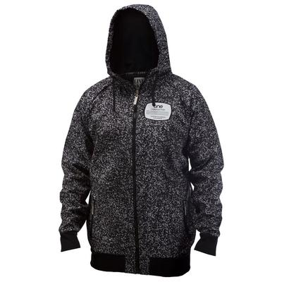 Line Influence Full Zip Hoodie Men's