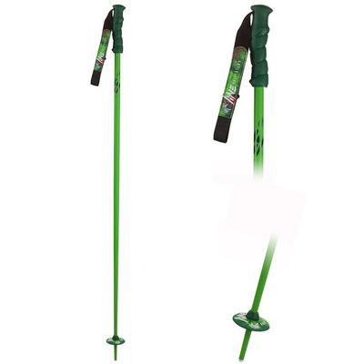 Line Grip Stick Ski Poles Green