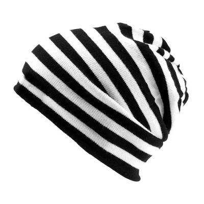Line Two Faced Beanie Stripe