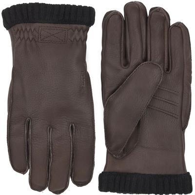 Hestra Deerskin Primaloft Ribbed Gloves Men's
