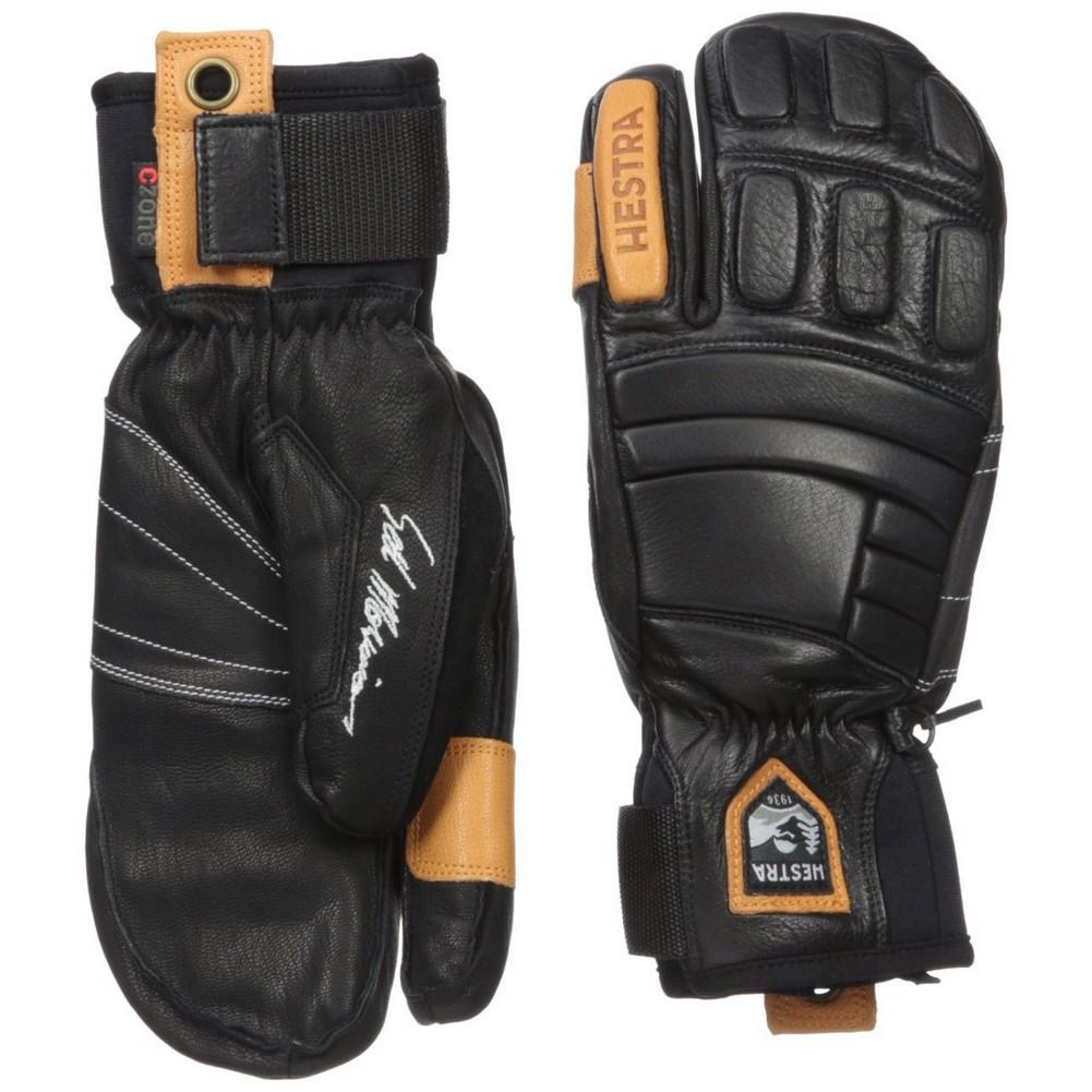 buy good shop temperament shoes Hestra Morrison Pro Model 3 Finger Gloves