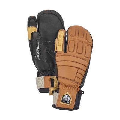 Hestra Morrison Pro Model 3-Finger Gloves