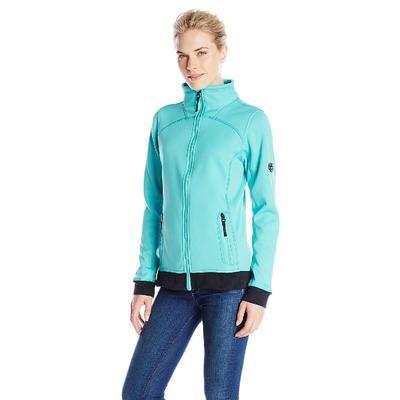 686 Stardust Bonded Zip Fleece Tiffany Women's