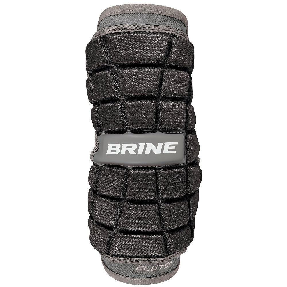 Brine Clutch Lacrosse Arm Pad Black Size M