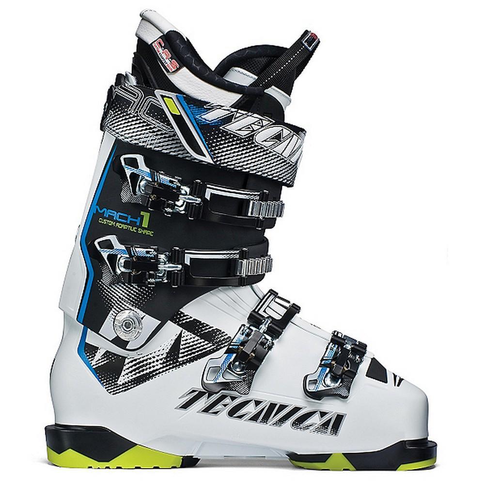 Tecnica Mach1 120 C.A.S. Ski Boots WHITE 8e7d4d843
