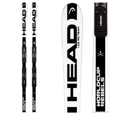 Head World Cup Rebels I.GS Rd Junior Race Skis