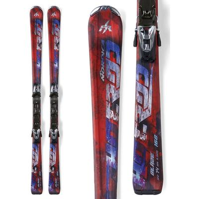 Nordica Hot Rod Flare Xct Men's Skis 20122011