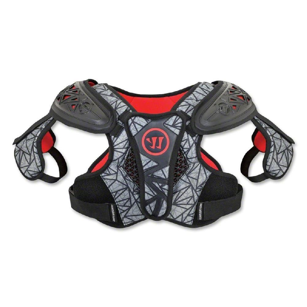 Warrior Adrenaline X2 Hitman Shoulder Pads