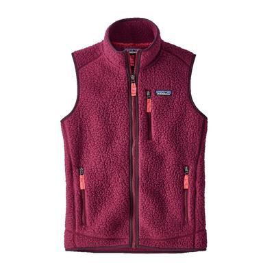 Patagonia Retro Pile Fleece Vest Women's (Prior Season)
