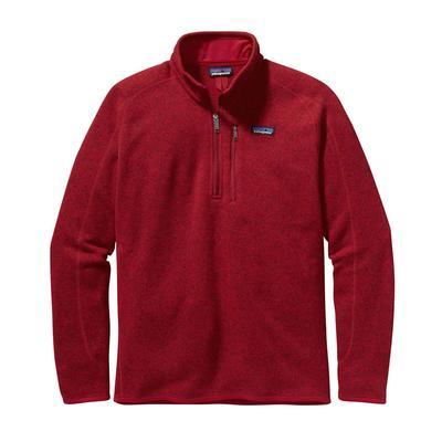 Patagonia Better Sweater 1/4 Zip Men's